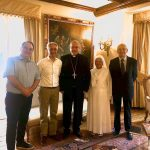 Mesa Directiva y Nuncio Apostólico